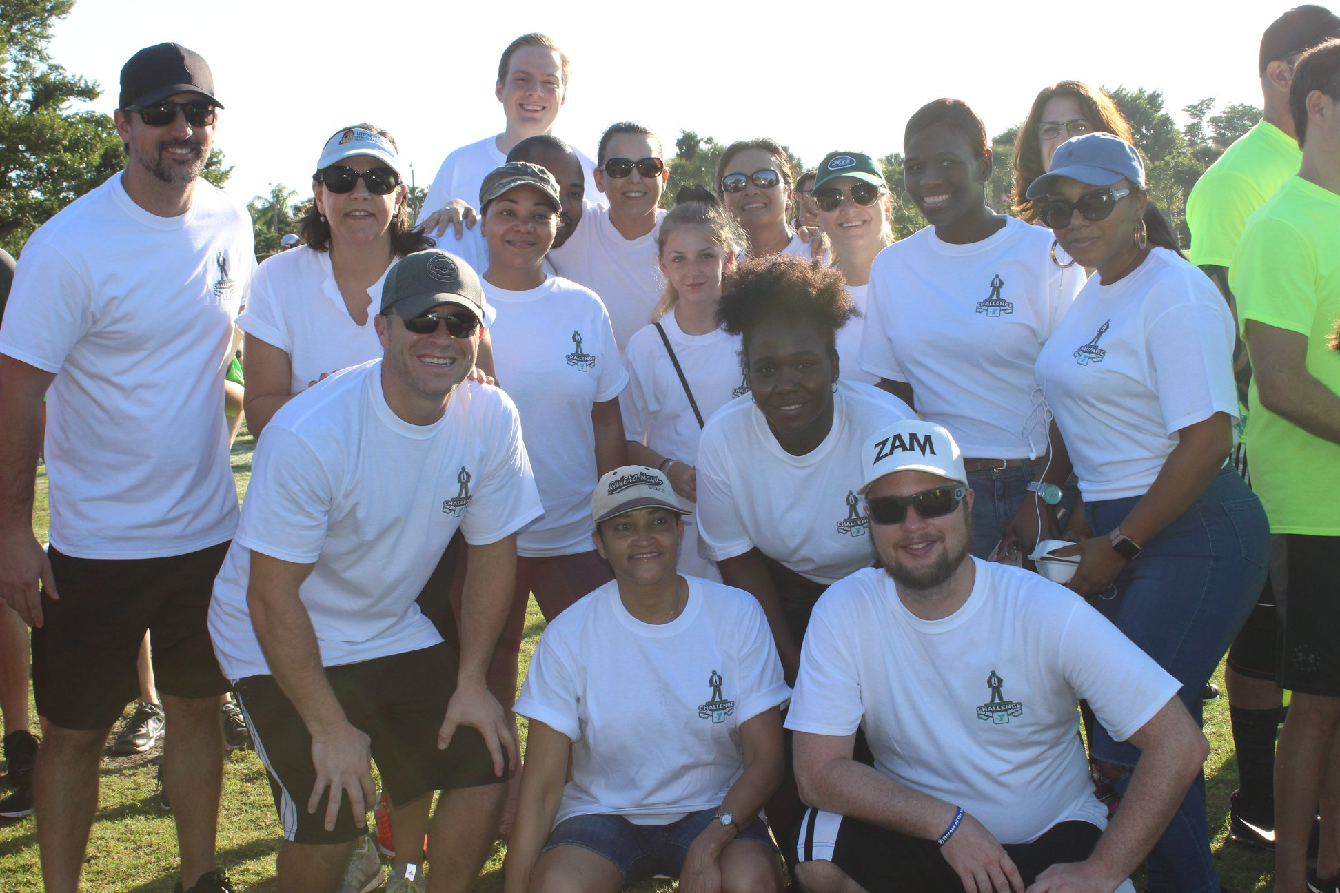 YMCA OF SOUTH PALM BEACH COUNTY'S CORPORATE CHALLENGE