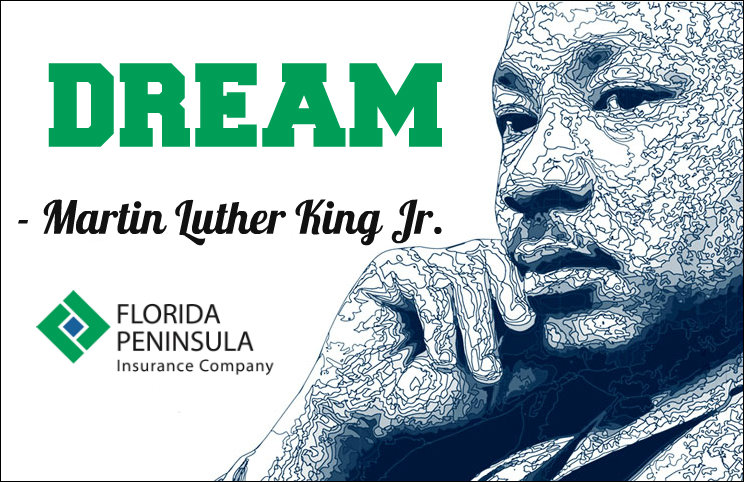 Happy Birthday Dr King Quotes ~ Happy dr martin luther king jr day florida peninsula
